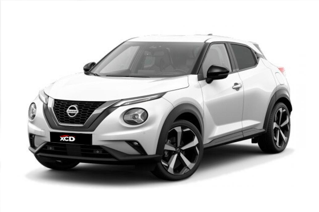Alquiler de coche Nissan Juke en Tarragona