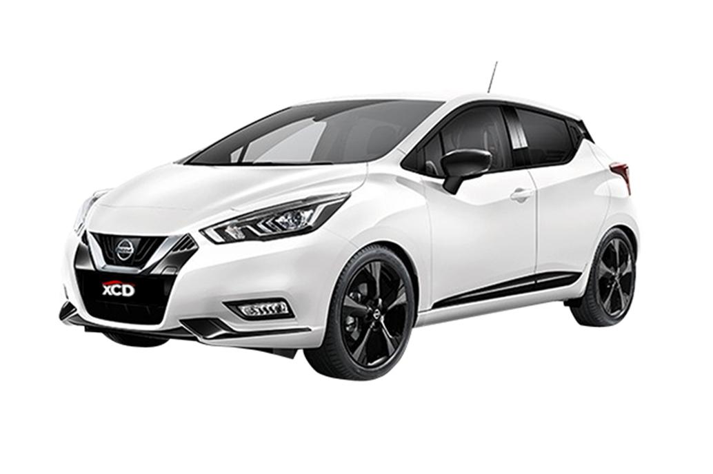 Alquiler de coche Nissan Micra en Tarragona