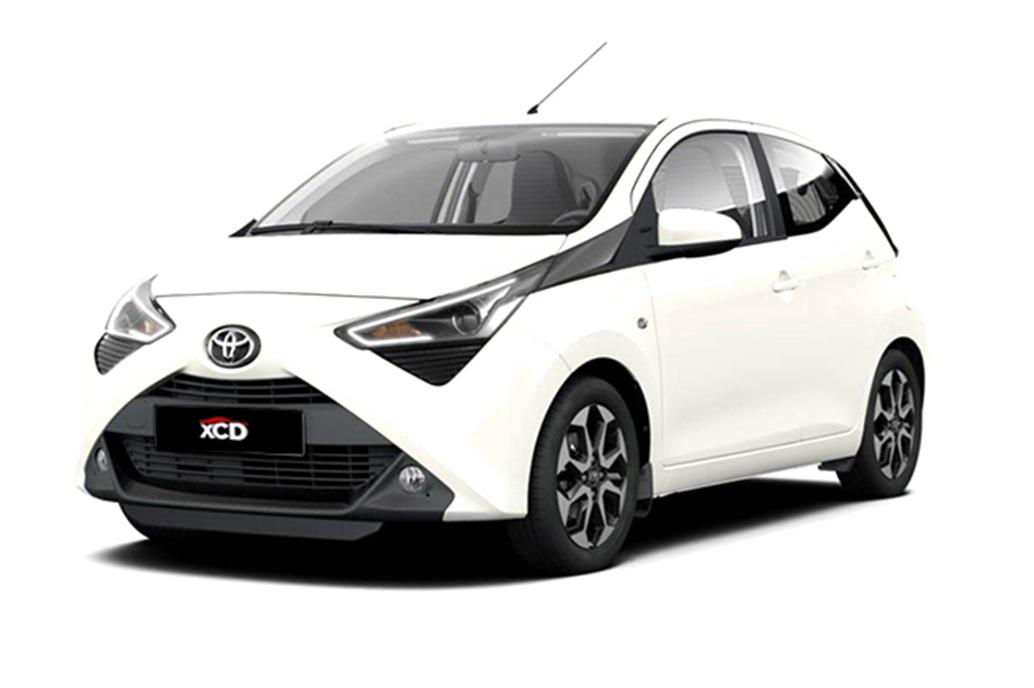 Alquiler de coche Toyota Aygo en Tarragona