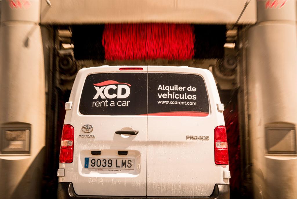 XCD rent a car - Alquiler de vehículos